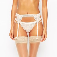 ASOS Willow Open Lace Strappy Suspender