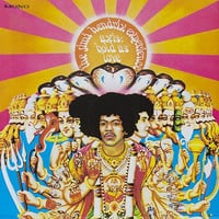 Jimi Hendrix Experience - Axis: Bold As Love (LP)