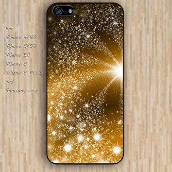 iPhone 6 case glitter Golden colorful iphone case,ipod case,samsung galaxy case available plastic rubber case waterproof B216