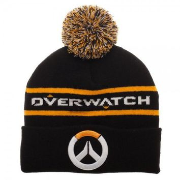 MPBC Overwatch Jaquarded Beanie