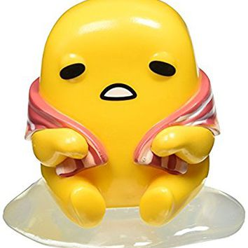 Funko POP Sanrio: Gudetama Action Figure with Bacon