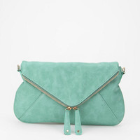 Kimchi Blue Double-Zip Envelope-Crossbody Bag
