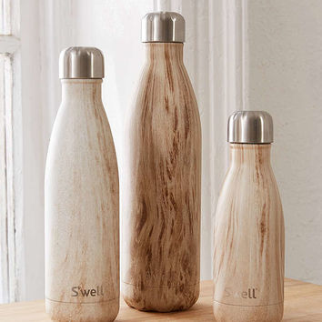 S'well Wood Water Bottle | Urban Outfitters