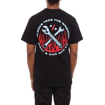 Wrench T Shirt UNC To Chicago