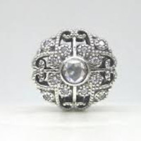 Pandora Charms FairyTale Bloom Charm Bead Authentic Pandora