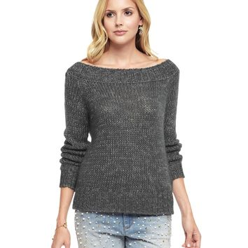 Loose Gauge Sweater by Juicy Couture,