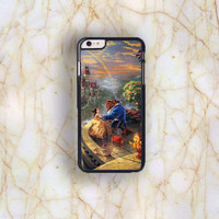 Dream colorful Dream colorful Beauty and Beast Plastic Case Cover for Apple iPhone 6S Plus 6S 6 6 Pl