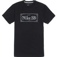 Nike SB Dri-Fit Daily Use Lockup T-Shirt - Mens Tee - Black