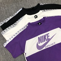 NIKE  Fashion and leisure t-shirts