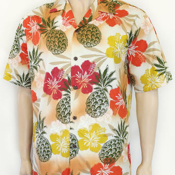 Pineapple Tropical Shirt