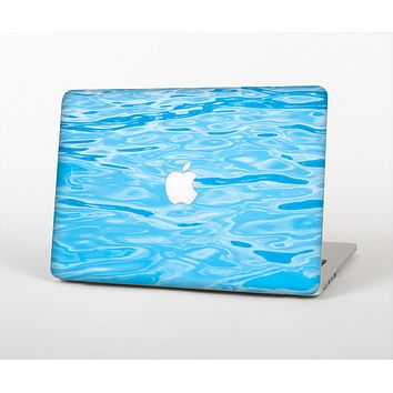 The Crystal Clear Water Skin for the Apple MacBook Pro 15""