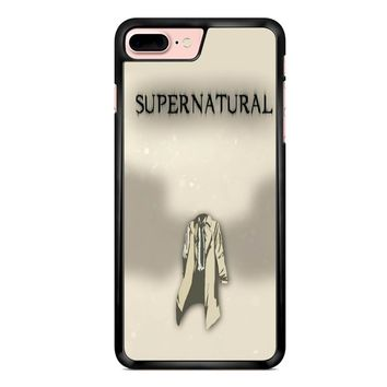 Supernatural - Castiel iPhone 7 Plus Case
