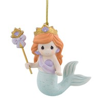 Check Out the Precious Moments Ariel Ornament | Walt Disney World Resort