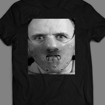 SILENCE OF THE LAMBS HANNIBAL LECTER T-SHIRT
