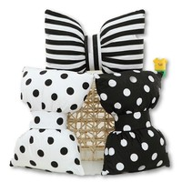 Bow Pillow Decor