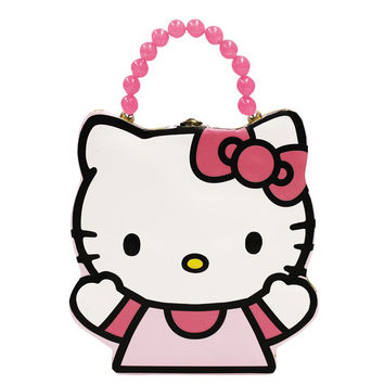Hello Kitty Beaded Purse Box