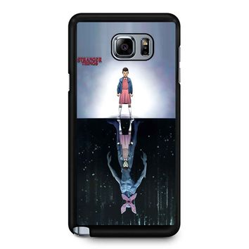Stranger Things Eleven 2 1 Samsung Galaxy Note 5 Case