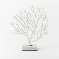 Coral Jewelry Tree