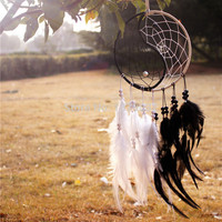 New fashion jewelry  Hot chinese kungfu Tai Chi Dreamcatcher Wind Chimes Indian Style Feather Pendant Dream Catcher Gift