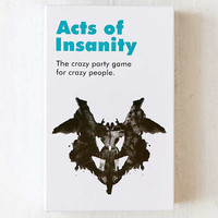 Acts Of Insanity Game | Urban Outfitters