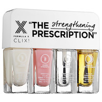 The Prescription CLIX! – Treatment Nail Polish Set - Formula X | Sephora