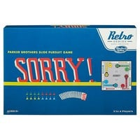 Retro Series Sorry! 1958 Edition Game