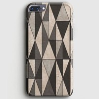Geometric Patterns iPhone 8 Plus Case | casescraft