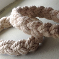 Nautical Knot Braided Bracelet
