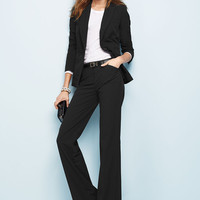 The Christie Flare Pant in Seasonless Stretch