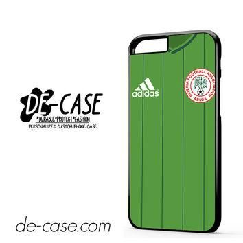 Nigeria Soccer Jersey DEAL-7726 Apple Phonecase Cover For Iphone 6 / 6S