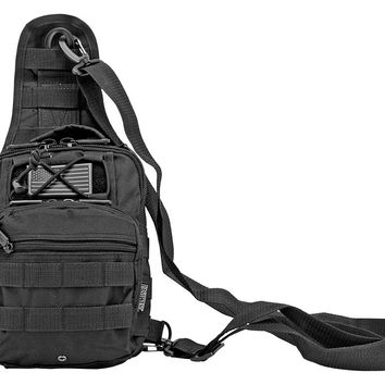 Tactical Hip Pack - Black