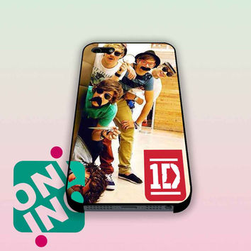 funny one direction Mustache iPhone Case Cover | iPhone 4s | iPhone 5s | iPhone 5c | iPhone 6 | iPhone 6 Plus | Samsung Galaxy S3 | Samsung Galaxy S4 | Samsung Galaxy S5