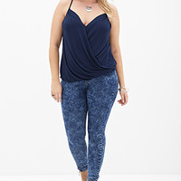 FOREVER 21 PLUS Classic Wash Jeggings