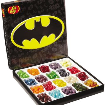 Jelly Belly Batman Gift Box - Assortment of 20 Flavors of Jelly Beans!