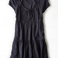 AEO Women's Tiered Babydoll Dress