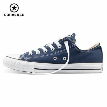 Original new Converse all star canvas shoes men's women unisex sneakers classic Skateb