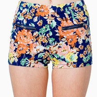 Floral Fancy Shorts