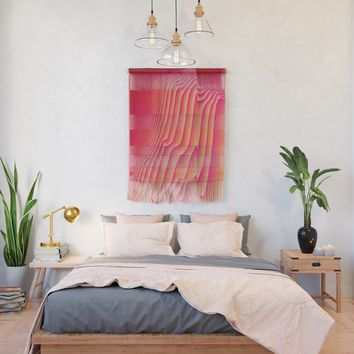 Sorbet Melt Wall Hanging by duckyb