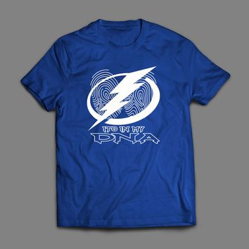 TAMPA BAY LIGHTNING IT'S IN MY DNA T-SHIRT