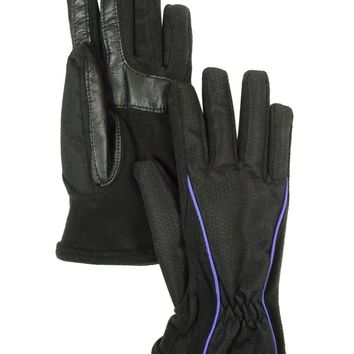 Isotoner Women's SmarTouch ThermaFlex Fleece Gloves