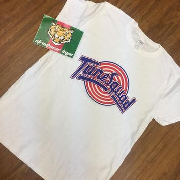 Space jam Tune squad T-shirt michael jordan,Legend Of The Fall Tour,The Weeknd merch,