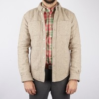 Winter Buttondown Wool Flannel - Sport Shirts - Clothing