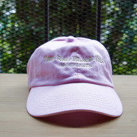 Rad Pink Dad Hat