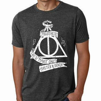 Deathly Hallows T Shirt Clothing Harry Potter UNISEX T-Shirt