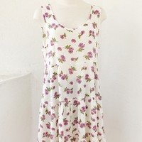 REMY SWING DRESS- FLORAL