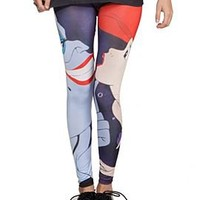 Disney The Little Mermaid Ursula Leggings - 377857
