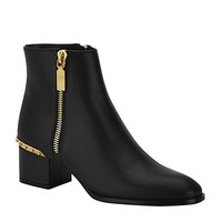 Alexander McQueen Spiked Counter Ankle Boot