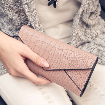 Winter Bags Korean Casual Wallet Stylish Purse [6048289793]