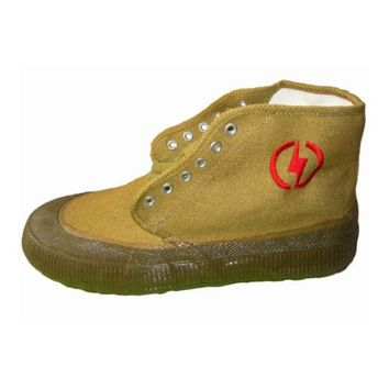 Labor Protector Chinese Army PLA Type Liberation Shoes Boots