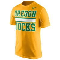 Nike Oregon Ducks Team Stripe Tee